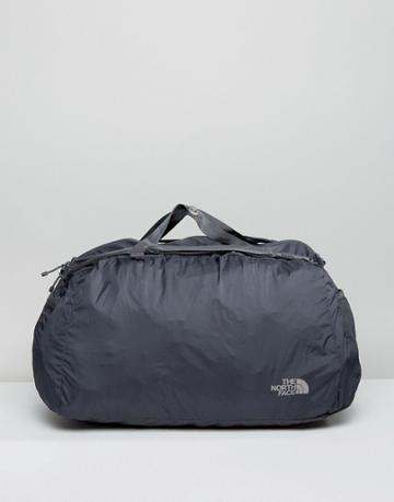 The North Face Flyweight Duffle In Gray - Gray