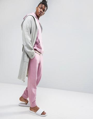 Asos Joggers In Pink - Pink