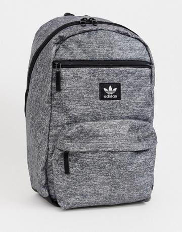 Adidas Originals Backpack In Gray - Gray