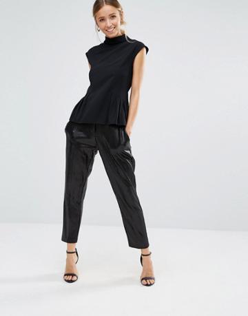 Closet Sequin Pant - Black