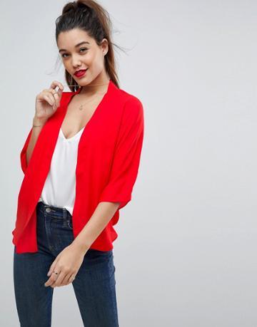 Asos Kimono - Red