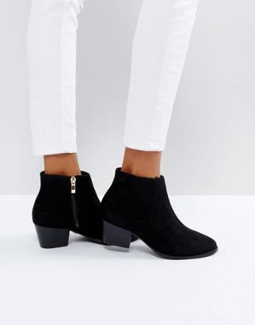 Oasis Ankle Boot - Gray