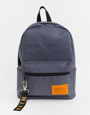 Hxtn Supply Backpack In Gray - Gray