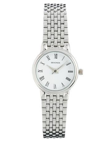 Sekonda Fine Link Silver Watch