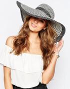 Broadwalk Braided Floppy Sun Hat