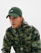 Helly Hansen Logo Cap In Green - Green