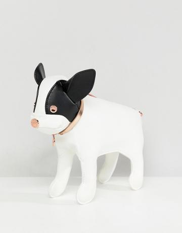 Ted Baker Dog Cross Body Bag - White