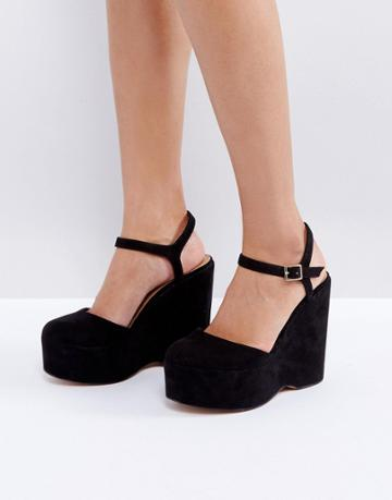Asos Polar Wedges - Black