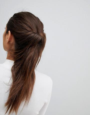 Asos Design Hair Loop Styling Tool - Black