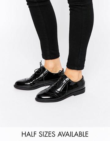 Asos Mayhem Brogues - Black