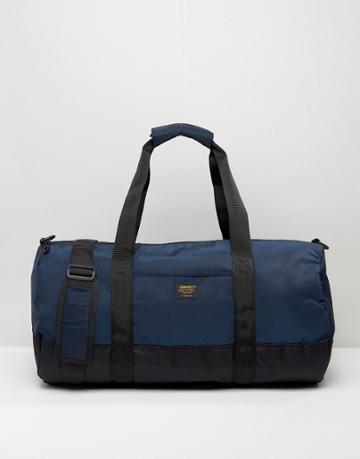 Carhartt Wip Military Duffle Bag - Navy