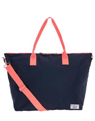 Accessorize Colourblock Packable Weekender Travel Bag
