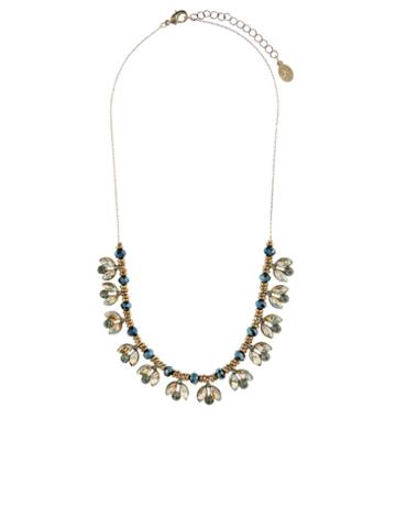 Accessorize Pretty Petal Collar Necklace