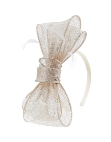 Accessorize Ophelia Vintage Loop Bow Fascinator