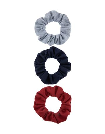 Accessorize 3x Jersey Hair Scrunchies