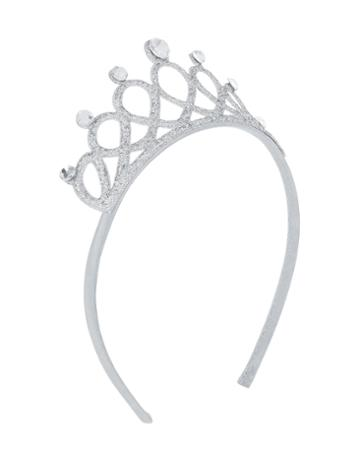 Accessorize Pretty Princess Tiara Alice Hair Band