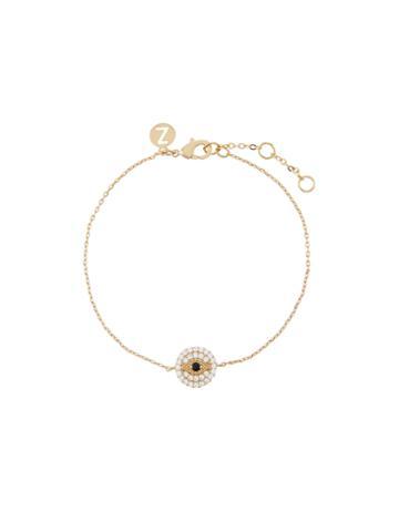 Accessorize Sparkle Evil Eye Bracelet