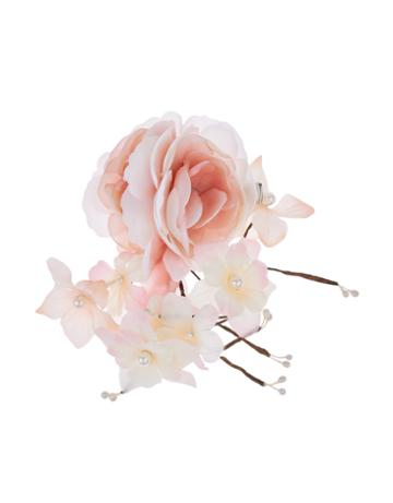 Accessorize Beautiful Blossom Flower Hair Corsage