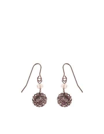 Accessorize Classic Sparkle Drop Earrings