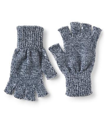 Aeropostale Aeropostale Fingerless Gloves - Navy
