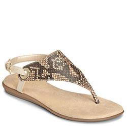 Aerosoles Conchlusion Sandal, Brown Exotic