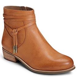 Aerosoles West River Boot, Dark Tan Nubuck