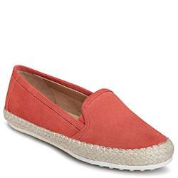 Aerosoles Lets Drive Slip-on, Coral Suede