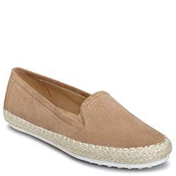 Aerosoles Lets Drive Slip-on, Light Tan Suede