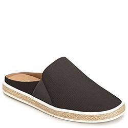 Aerosoles Have Fun Sandal, Black Fabric