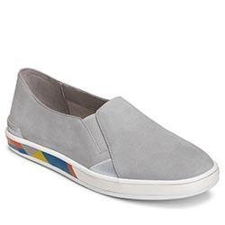 Aerosoles Fun Night Shoe, Grey Nubuck