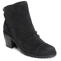 Aerosoles Province Boot, Black Suede