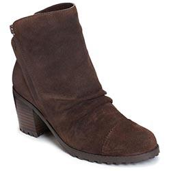 Aerosoles Province Boot, Dark Brown Suede