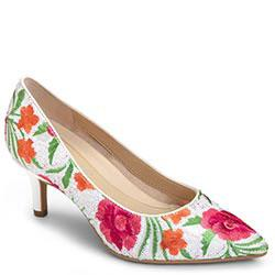 Aerosoles Drama Club Pump, White Floral