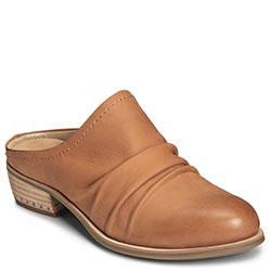 Aerosoles Out West Heel, Tan Leather