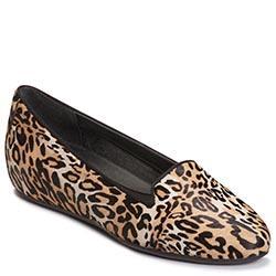 Aerosoles Cosmetology Flat, Leopard