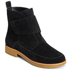 Aerosoles Full Moon Boot, Black Suede