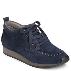 Aerosoles Panoramic Sneaker, Navy Suede