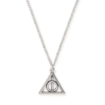 Alex And Ani Harry Potter  Deathly Hallows  Necklace, Rafaelian Silver Finish