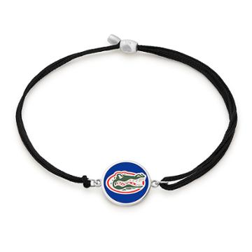 Alex And Ani University Of Florida Pull Cord Bracelet, Sterling Silver