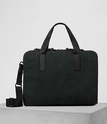 Allsaints Aichi Leather Work Bag