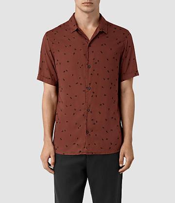 Allsaints Nauvoo Shirt