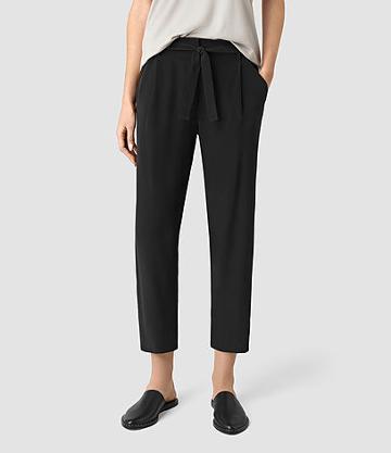 Allsaints Palmer Silk Pants