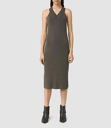 Allsaints Orro Knitted Dress