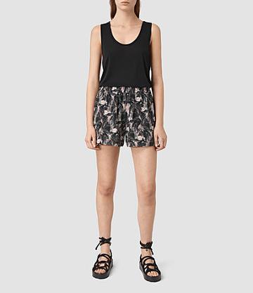 Allsaints Kaplan Island Shorts
