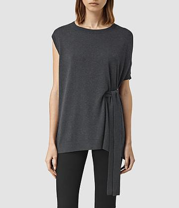 Allsaints Shera Knitted Top