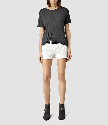 Allsaints Sasha Boy Shorts