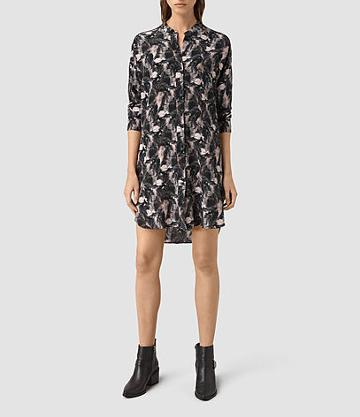 Allsaints Cette Island Dress
