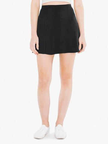 American Apparel Viscose Twill Lulu Skirt