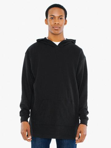American Apparel Lightweight French Terry Classic Oversized Pullover Hoodie