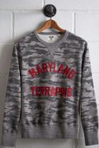 Tailgate Maryland Camo Sweatshirt